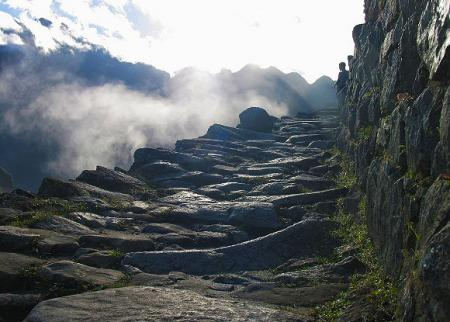 Inca Trail to Machupicchu opens its doors from the first of March.