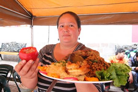 "Gastronomic Festival ""Sumaq Mijuna"" Communities level of Machu Picchu, was well received"