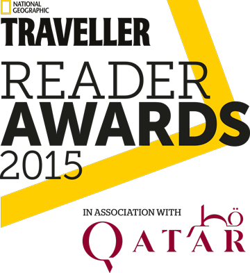 Machu Picchu was nominated for the prize of the National Geographic Traveller Reader Awards