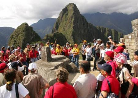 According to BCR, tourism to Machu Picchu would have grown by 11.82%