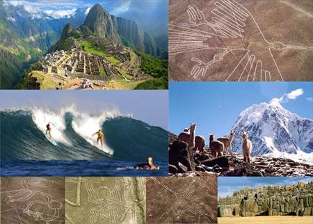 Perú within ten ideal destinations for adventure tourism in 2016