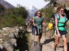 Commitments were taken to reduce pollution in Historic Sanctuary of Machu Picchu and the Inca Trail.