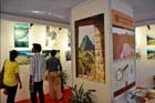 Machu Picchu is part of the 36 th edition of the Calcutta Book Fair