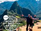 Machu Picchu winner world travel awards 2019