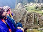 Marco Antonio Solis visited Machu Picchu